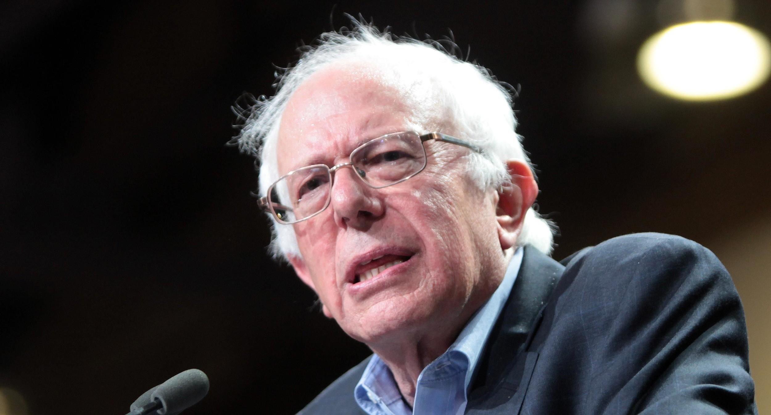 Bernie Sanders Will Co-Sponsor Federal Cannabis Legalization Bill
