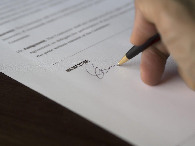 agreement blur business 261621