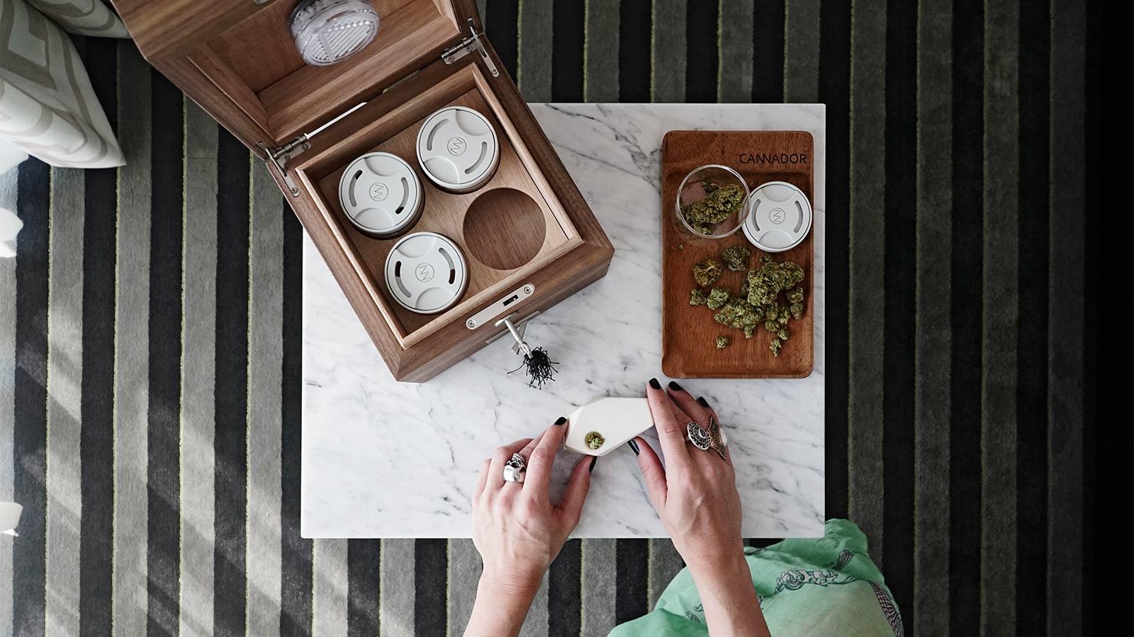 Luxury Cannabis Product Spotlight: Cannador