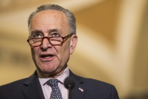 Senate Minority Leader Chuck Schumer Announces Plan for Federal Cannabis Decriminalization