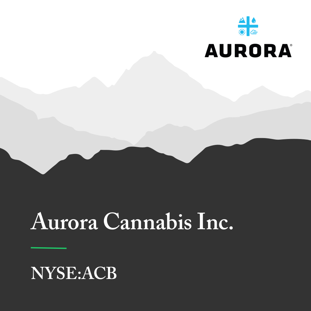 Aurora Cannabis to Acquire Whistler Medical for $132 Million