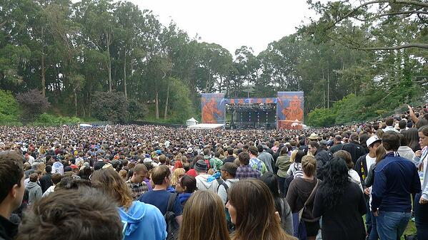 Outside Lands Festival Receives First Ever Temporary Cannabis Sales Permit in San Francisco