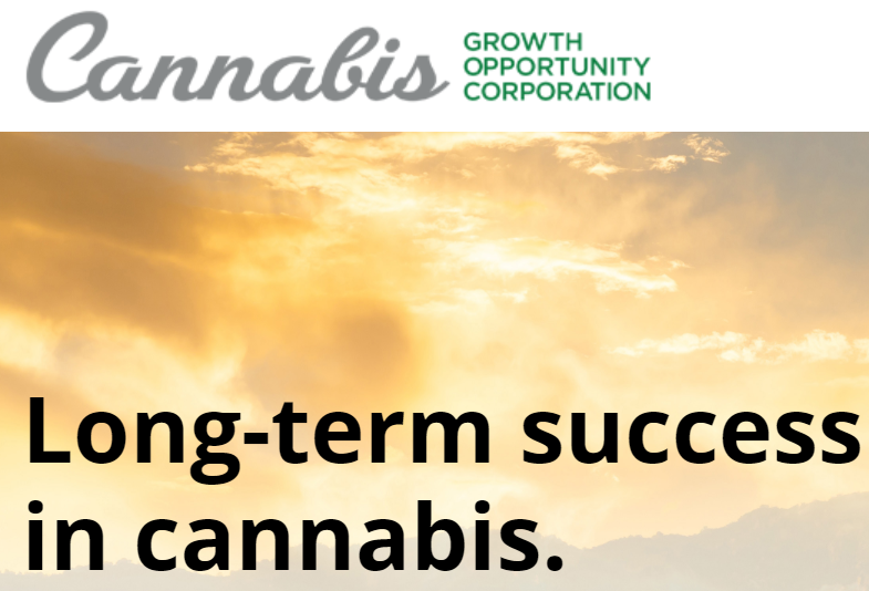 Cannabis Growth Opportunity Corporation Invests In C3 Global Cannabis Innovation Center