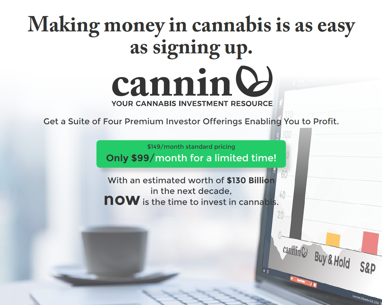 Curious About Investing in Cannabis? Not Sure Where to Start? Take the Guesswork out of Trading with Cannin's Automated Trading Model