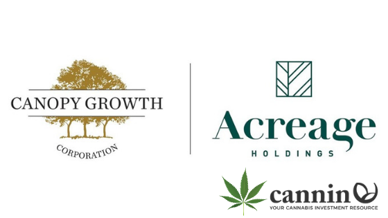 Canopy Growth Acquires Acreage Holdings for $3.4 Billion