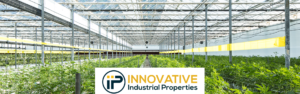 IIPR Best Cannabis Stock 2021