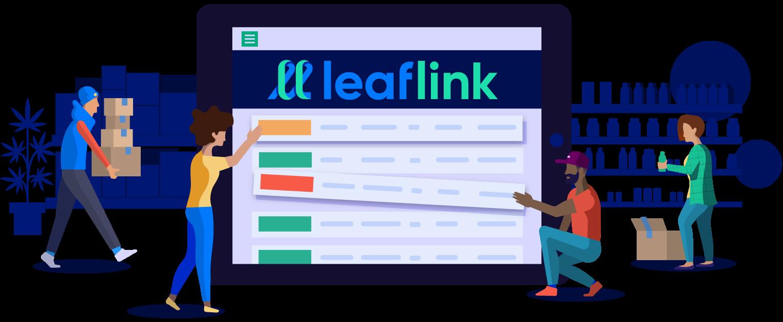 LeafLink Annualized Sales Hit $1 Billion for Cannabis E-Commerce Platform