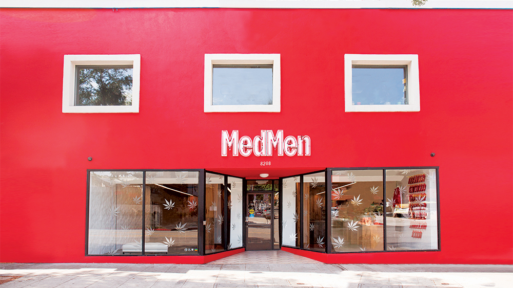 MedMen Enterprises Inc Secures $250M Convertible Credit From Gotham Green Partners