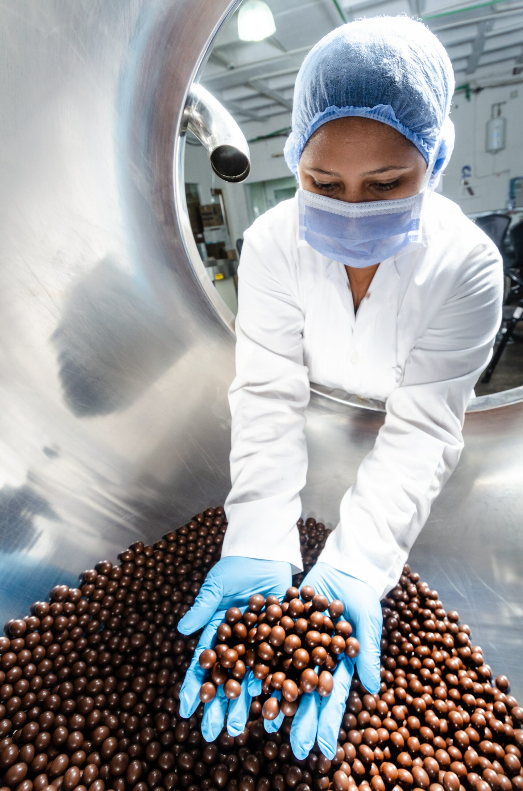 Organigram Builds World Class Cannabis Infused-Chocolate Production Team