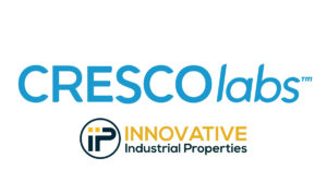 Cresco Labs Enters Into Sale-and-Leaseback Agreement With Innovative Industrial Properties for Illinois Facilities