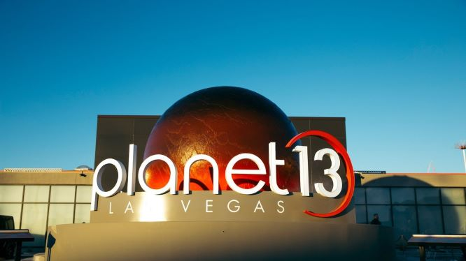 Planet 13's Q3: Out of this World