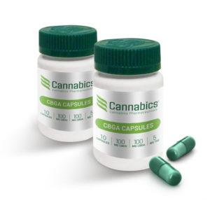 Cannabics Pharmaceuticals Cannabis Formulation for Colon Cancer