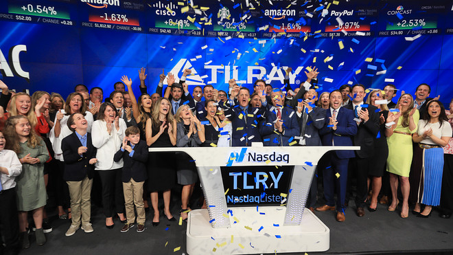 Tilray: Top Hemp Stock?