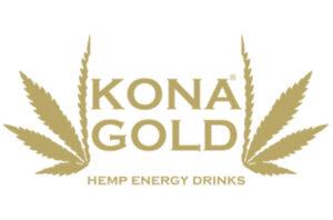 kona gold logo split leaf