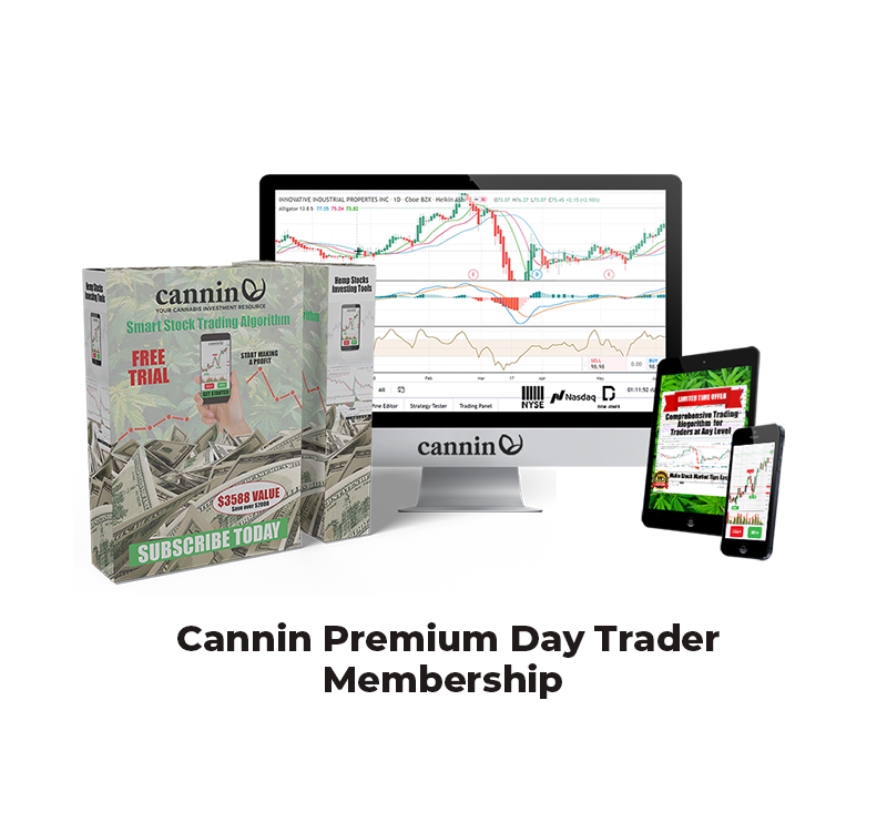 Cannin Hemp Stocks Day Trader Membership