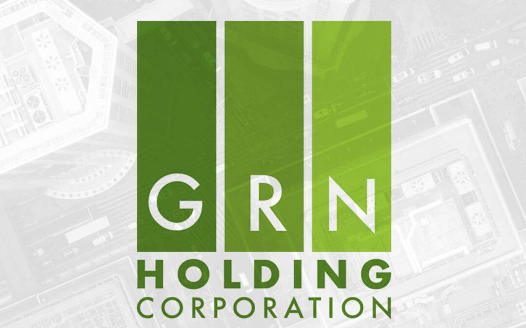 GRN Holding Corporation
