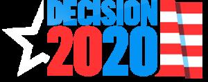 nbc decision 2020 logo front plain bcc56b6241dd0fc7c7fb84a185305310