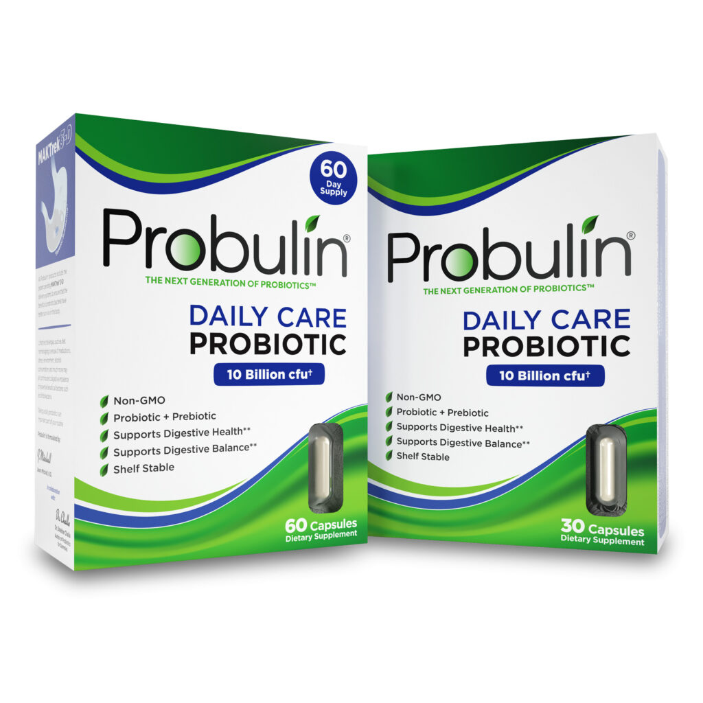 HempFusion Probulin Products