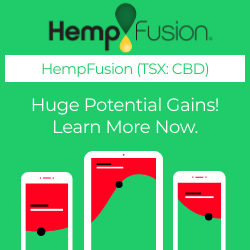 HempFusion TSX CBD Hemp Stocks