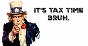 Uncle Sam Cannabis Tax Revenue