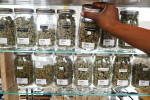 Increased demand for cannabis