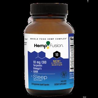 HempFusion Sleep Stress