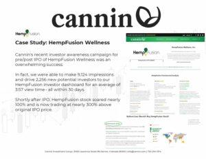 Hemp Fusion Case Study